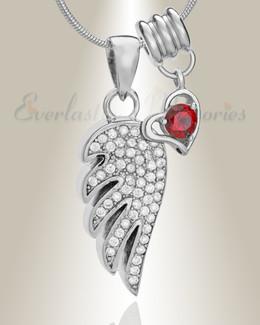January High Spirits Memorial Jewelry