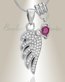 July High Spirits Memorial Jewelry
