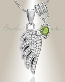 August High Spirits Memorial Jewelry
