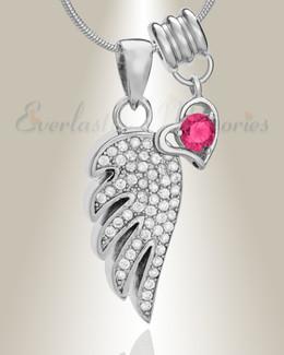 October High Spirits Memorial Jewelry