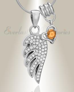 November High Spirits Memorial Jewelry