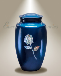 Roses At Night Cremation Urn