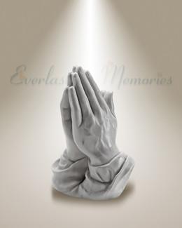 Keepsake Praying Cremation Urn