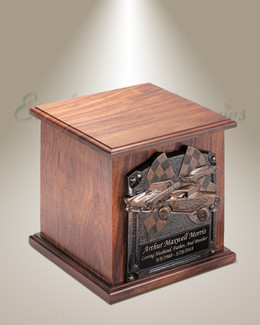 Hot Rod Cremation Urn