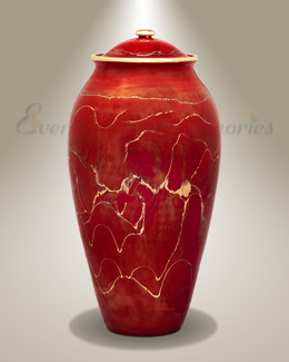Blazing Glory Cremation Urn
