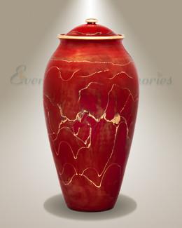 Blazing Glory Cremation Urn