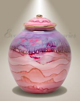 Pink Sands Cremation Urn