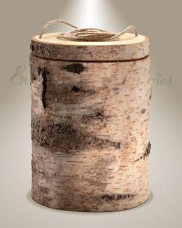 Birch Tree Cremation Urn