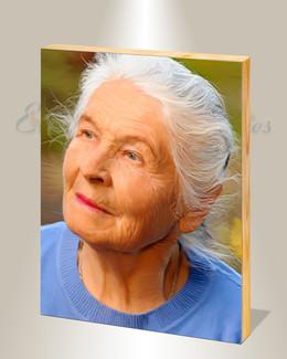 Forever Memorial Portrait