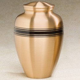 Bronze Grecian Cremation Urn Series
