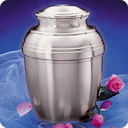 Franklin Pewter Urn