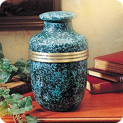 Green Homeage Scattering Cremation Urn