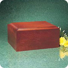 Simple Rest Cremation Urn