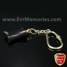 Forever Collection Ebony Timeless Keychain Urn Jewelry