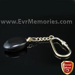 Forever Collection Ebony Eternity Keychain