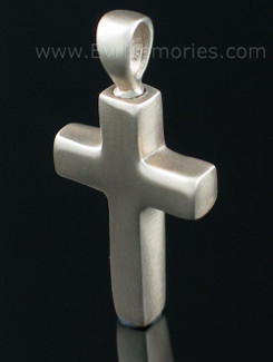 Brass Cross Cremation Cremation Keepsake
