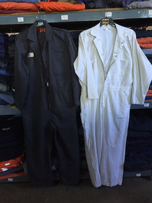#1 GRADE RECYCLED COVERALLS