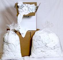 White Flannel 25lb. Box