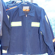 Recycled Insulated Safety Jackets