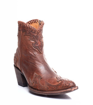 BL 473-04 Old Gringo Venice Leather Ankle Boots