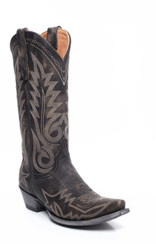 """L 175-393-SS OLD GRINGO NEVADA 13"""" RUSTIC BEIGE COWGIRL BOOTS"""