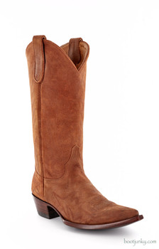 "L 175-28 OLD GRINGO NEVADA RUST 13"" COWGIRL BOOTS"