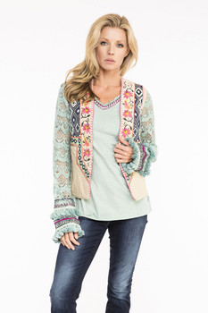 Double D Ranchwear Shadow Catcher Vest