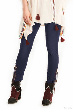 Double D Ranch Rusty Ravine Jegging - Indigo