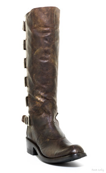 """L 457-14 OLD GRINGO SINCHOS 15""""  OUTDOOR/EQUESTRIAN COWGIRL BOOTS"""