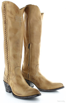 """YL272-1 Yippee Ki Yay by Old Gringo Athena 18"""" Cowgirl Boot"""