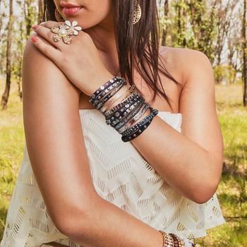 Believe You Can Tritone Bracelet