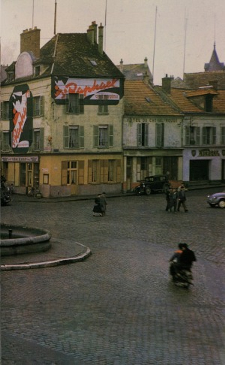 Paris by Ihei Kimura, First Edition, Includes Pamphlet and Glassine Jacket