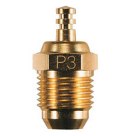 "O.S. P3 Gold Turbo Glow Plug ""Ultra Hot"" # 71642720"