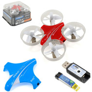 Blade BLH8780 Inductrix BNF Ultra Micro Drone w/Battery, Charger SAFE Technology