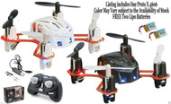 New Estes 4606 Proto X Nano Quadcopter RTF White w/ Free 2x Lectron 100mAh Lipo