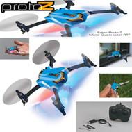 NEW ESTES PROTO Z RX DRONE UAV QUADCOPTER READY TO FLY RTF ESTE4611 !!!