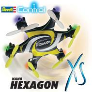 Revell Nano Hexagon R/C RTF RVLE09* Orange or Black (Color May Vary)