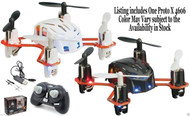 Brand New ESTES 4606 Ready To Fly PROTO X NANO QUADCOPTER With LED LIGHTS # 4606