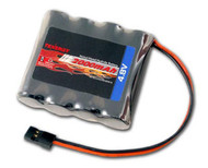 4.8V 2000mAh NiMH RX Receiver Battery Pack RC 11001