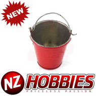 NZHOBBIES Realistic 1/10 Scale BIG Size Metal Bucket : Off-Road Crawling