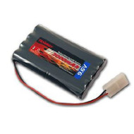 9.6V 2000mAh NiMH Battery Pack for RC Car, Robots, etc