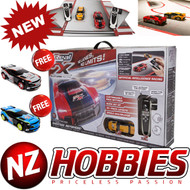 Real FX Artificial Intelligence Slotless Racing System # FXR1001 w/ TWO EXTRA CARS