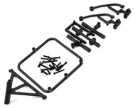 RPM 70502 Spare Tire Carrier For Traxxas Black Slash 2WD / 4x4