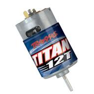 Traxxas 3785 Titan 550 12 Turn 12T Motor Bandit/Rustler/Slash/Stampede Motor