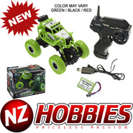 RC Fun 1/32 Micro Rock Crawler 4WD 2.4G RTR w/NiMH Battery