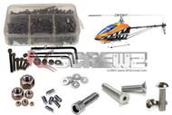 RC Screwz ALG011 Stainless Steel Screw Kit Align 700e
