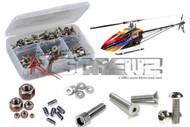 RC Screwz ALG036 - Align 700X Dominator Stainless Screw Kit