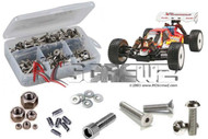 RC Screwz OFN007 Stainless Steel Screw Kit Ofna X3 Sabre RTR/PRO 1/8 Scale