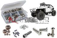 RC Screwz AXI008 - Axial SCX10 Jeep Wrangler G6 Stainless Steel Screw
