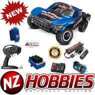 Traxxas 1/10 Slash VXL Brushless 2WD Short Course Truck RTR w/ Battery & Charger